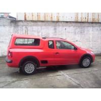 CAPOTA ALTURA DA CABINE VW NOVA SAVEIRO CE - C/ JANELAS DE CORRER