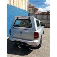 CAPOTA ALTURA DA CABINE VW NOVA SAVEIRO CD - VIDROS FIXOS